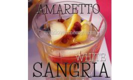 Delicious Amaretto and White Wine Sangria