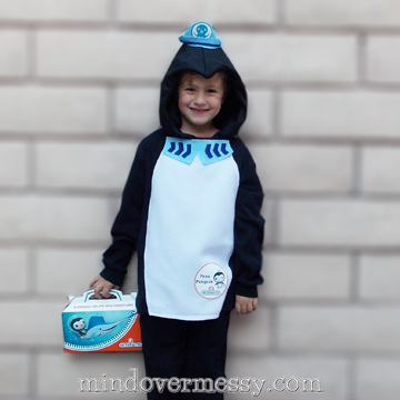 Diy Octonauts Peso Penguin Costume Mind Over Messy